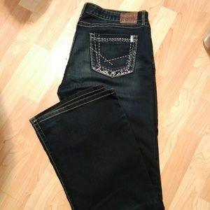 "BKE ""Culture"" Bling Pocket Boot-Cut Jean"